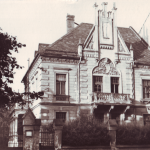 Bývalá fara - do roku 1961